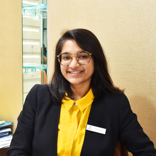 Ms. Sakshi Agrawal<br>Executive Director ( Operations )